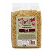 TSP- Textured Soy Protein